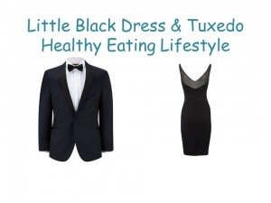 Little Black Dress & Tuxedo  Header