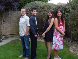 My Daughters 18th Birthday 2011